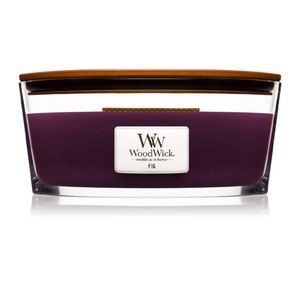 Woodwick Elipse Candle in Fig